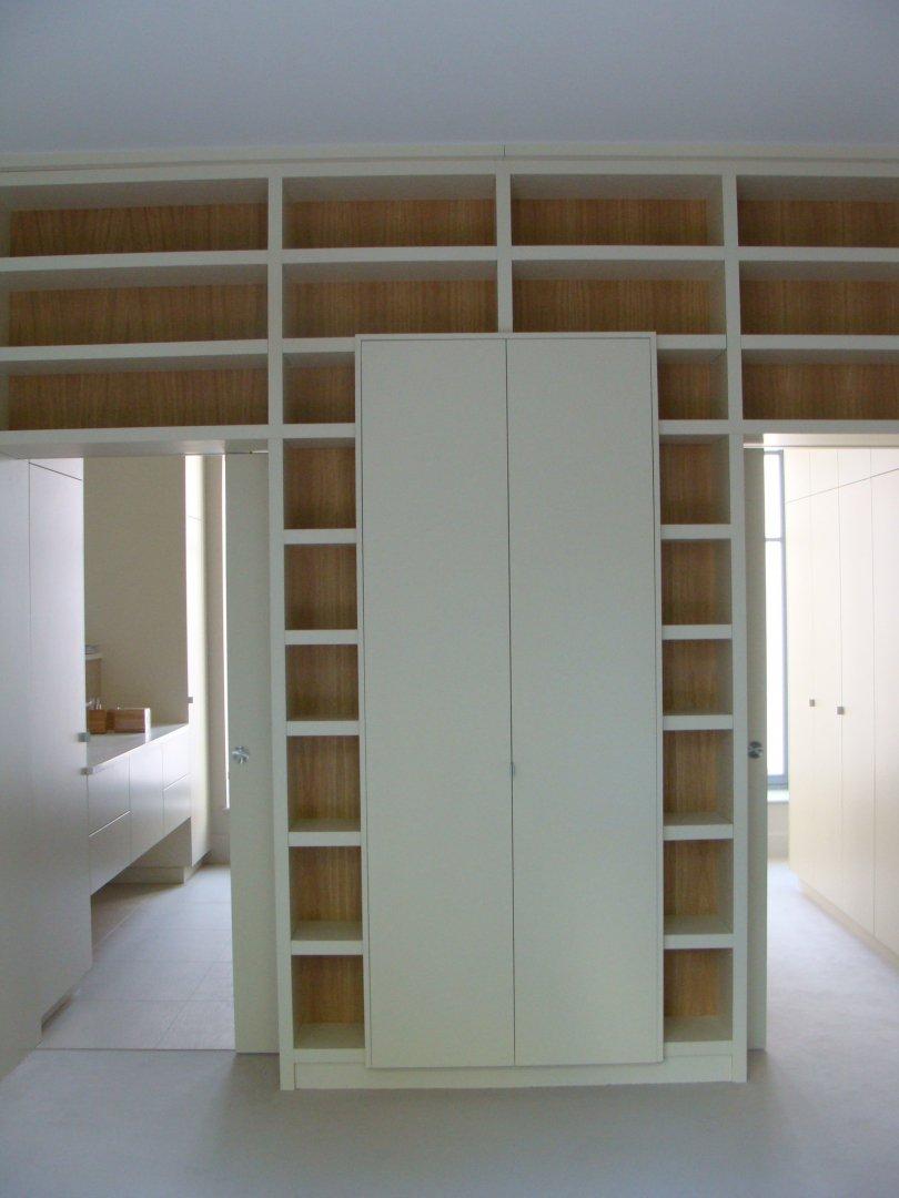 Dressing / salle de bain - Nos réalisations d\'aménagements -