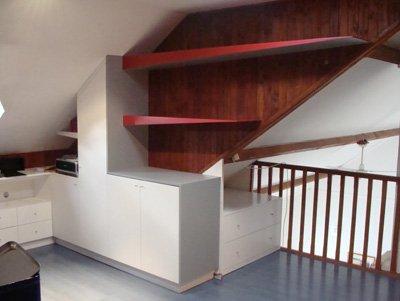 Bureau en mezzanine nos réalisations