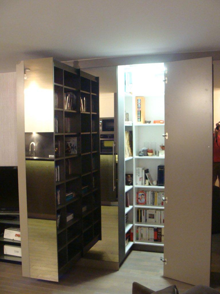 placard miroir nos r alisations d 39 am nagements. Black Bedroom Furniture Sets. Home Design Ideas